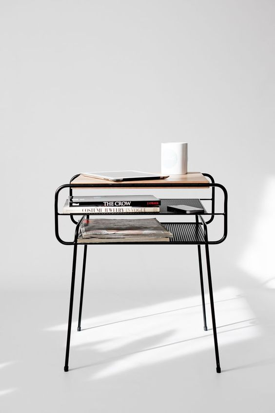 Image of nightstand - Pinterest