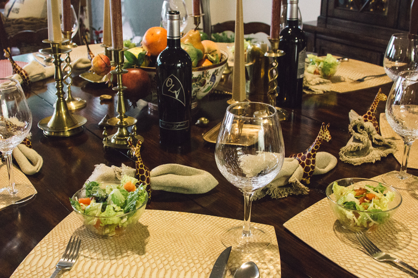 Image of Dinner Table