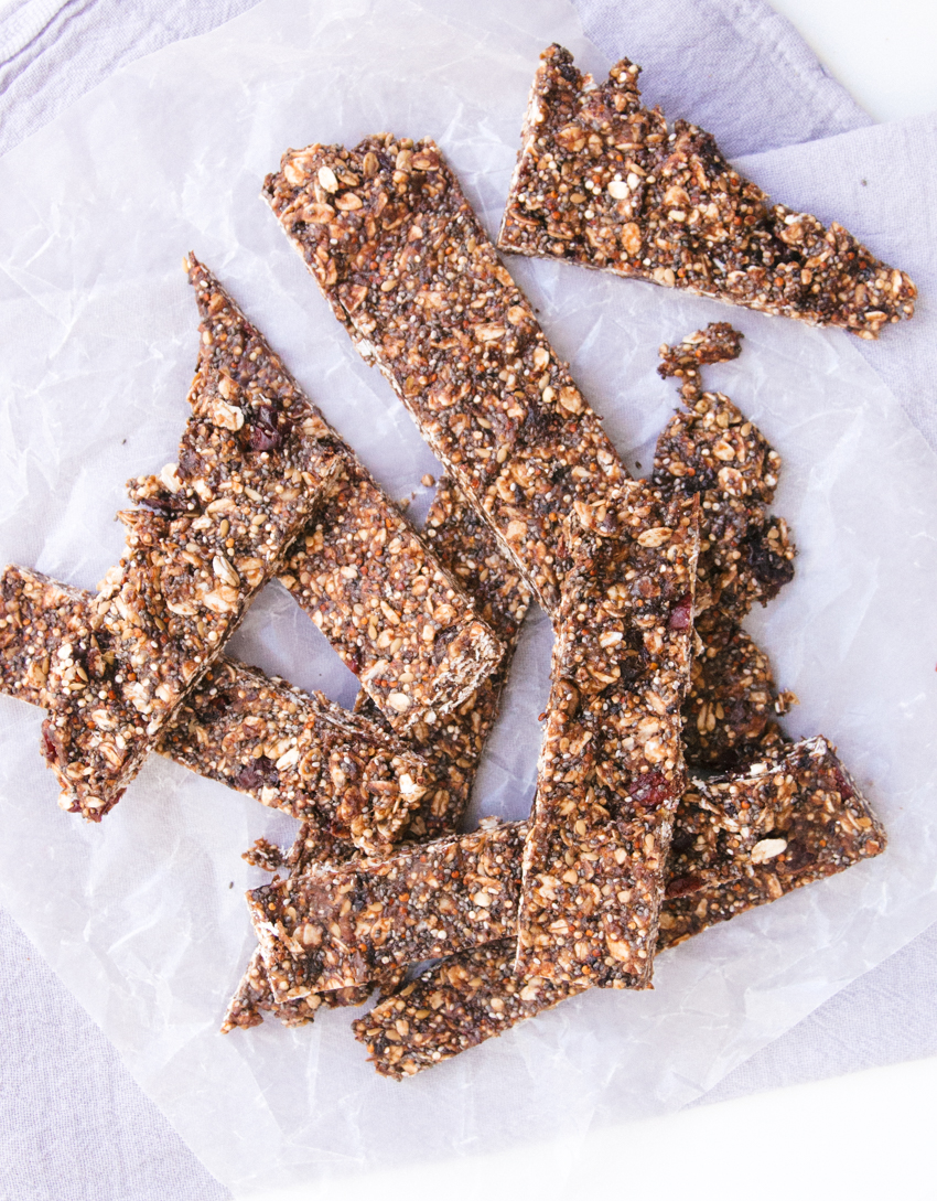 Image of Granola Bars by Ashley Lauren
