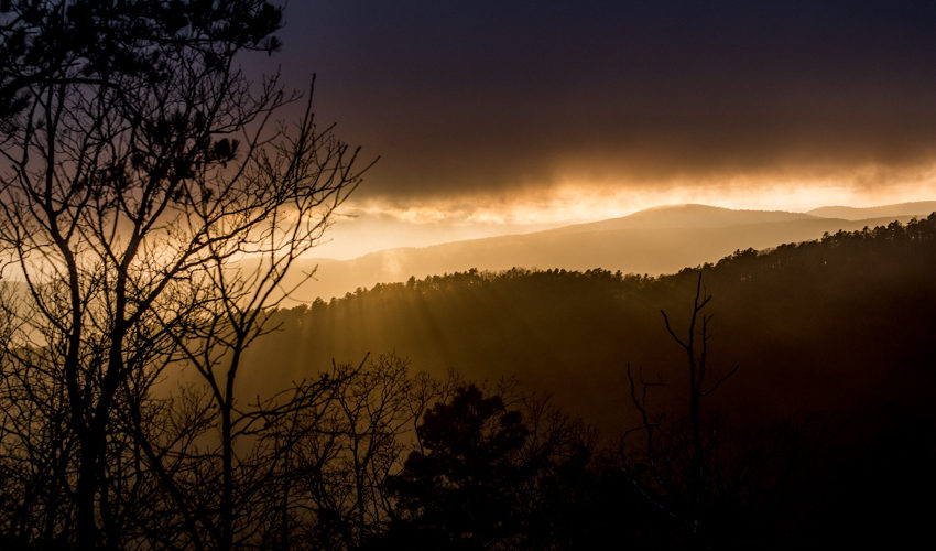 Kiamichi Mountain Trip by Ashley Lauren