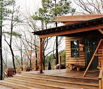 Image of KMV cabin by Ashley Lauren Design Studio